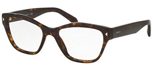 Prada - PRADA PR 27SV, Schmetterling, Acetat, Damenbrillen, HAVANA(2AU-1O1), 53/17/140