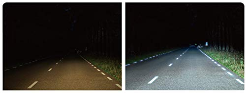Philips 12953 BW X2 X-treme Ultinon H4 LED Car Lamp (12V,23W,Set of 2)