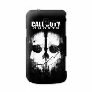 Coque Samsung Galaxy Trend LITE Call of Duty - - Ghost N -