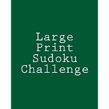 Sudoku Challenge: Fun, Large Grid Sudoku Puzzles