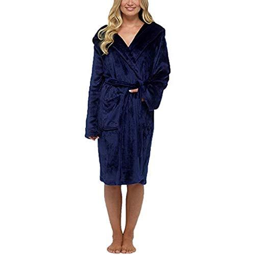 Bata de Baño Talla Grande Pijamas para Mujer