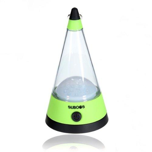 12 Forme Triangulaire LED lampe de camping Suspendre droplight Lampe de bureau