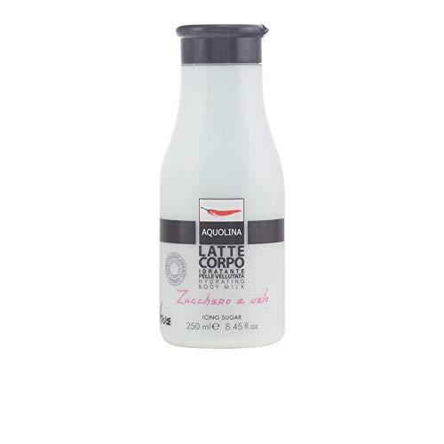 AQUOLINA 8033866161990 - TRADITIONAL Körpermilch #Puder sugar 250 ml - unisex