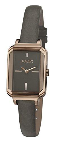 Joop! Damen-Armbanduhr Adele Analog Quarz Leder