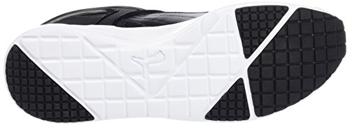 Puma Aril Blaze, Sneakers Basses Homme Noir (noir/blanc)