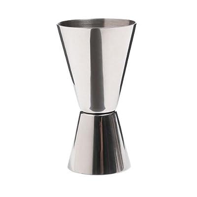 Doyeemei Bar Craft Stainless Steel Dual Spirit Measure Cup
