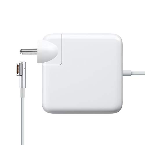 Artis AR-60W-MG1 Laptop Adapter for Apple MacBook and MacBook Pro (White)
