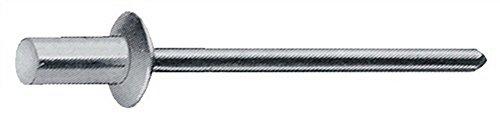TPF COMERCIAL 0007693304814  - PACK DE 500 REMACHES CIEGOS (ALUMINIO  4 8 X 14 0 MM)