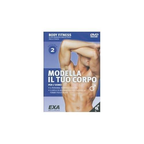 Modella Il Tuo Corpo. Per L'uomo. Dvd: 2