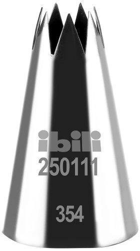 Ibili 250111 Douille de pâtisserie forme d'étoile 11 mm