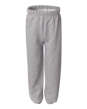 Youth 8 oz. NuBlend� Fleece Sweatpants OXFORD XL (Jerzees-fleece-oxfords)