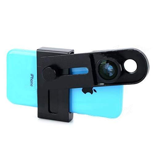K8U146 @FATO 3 in 1 Weitwinkel Fisheye Makro-Objektiv für iPhone 4 4S 5 5C 5S Fisheye-pin