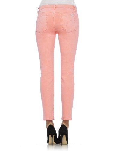 Joe's Jeans Damen Slim Jeanshose Rosa - Pink