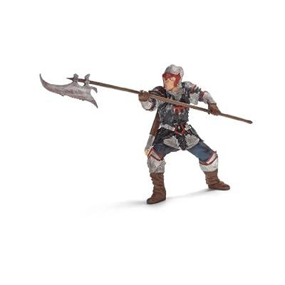 Schleich Dragon Knight with Pole-Arm