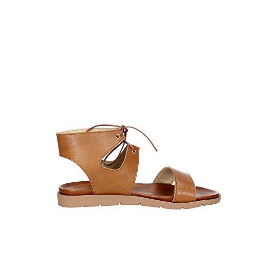 Pregunta IAL25635-NB 001 Sandalo Donna Cuoio