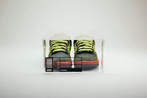 The OG Crate - Sneaker Storage Box & Display Case