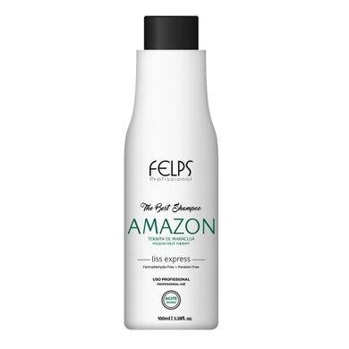 Felps Amazon The Best Shampoo Smooth Intense Hair 1000ml -