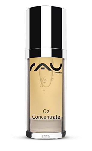 RAU O2 Concentrate 30 ml - Schönheitskonzentrat für den ultimativen Frische-Effekt