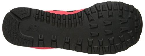New Balance Wl501v1, Sneaker Donna Energy Red/Black