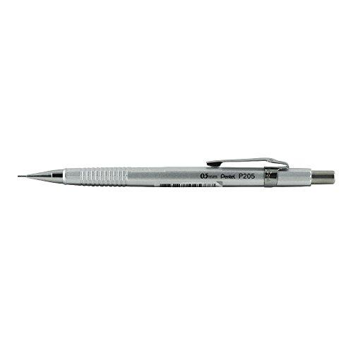 Pentel P205 Sharp Mech Pencil 0.5mm - Caps Eraser Hi-polymer