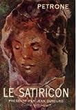 satiricon - Société d'édition les belles lettres