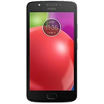Motorola Moto E4 Smartphone, Memoria Interna da 16 GB, Iron Grey