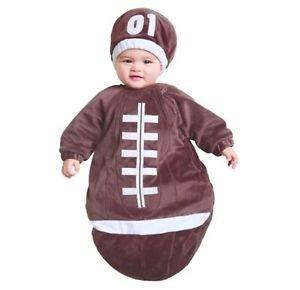 Baby Fußball Kostüm Outfit DIY Fotografie Prop Größe 0–6 Monate