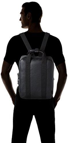 Ecco Ecco Eday L Medium Backpack, Sacs à dos Noir (Black)