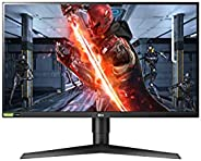 LG 27GL850-B UltraGear QHD Monitor gamingowy, IPS, 144 Hz, Czarny