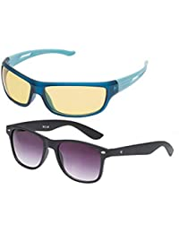 Vast Combo Of All Day & Night Vision Sport Unisex Sunglasses