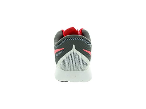 Nike Free 5.0, Chaussures de Running Femme Lght Ash/Hypr Pnch/Wlf Gry/Smm