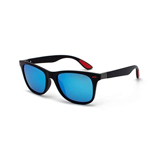 produp  zahuihuiM Sonnenbrille Herren Polarisiert Pilotenbrille Polarisierte Sonnenbrille Herren Pilot Unisex UV400 Schutz durch V107 -
