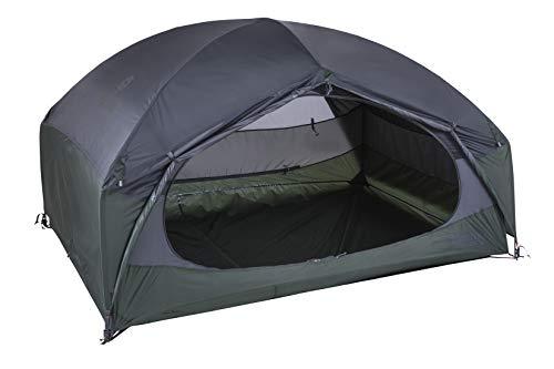 Marmot Limelight Ultra-Leichtes 2/3 Personen, Trekking, Camping Zelt, Absolut Wasserdicht, Cinder/Crocodile, 3