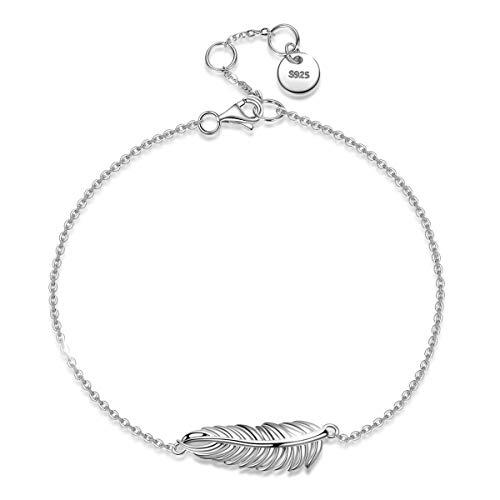 PRINCESS NINA Weihnachtgeschenke armband frauen damen armband silber schmuck damen Mama armband Perlen Weiß Schmuck Geschenke zum Mutter Sie Frauen Mädchen Valentinstag Muttertag Geburtstaggeschenk