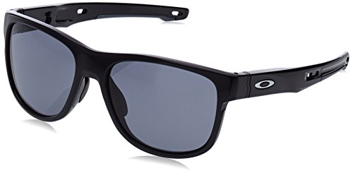 80723987ea Oakley Crossrange R Gafas de sol, Negro, 57 para Hombre