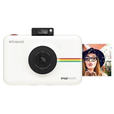 Polaroid-Schnappschuss-Sofortdruck-Digitalkamera mit LCD-Display (Weiß) mit Zink Zero Ink