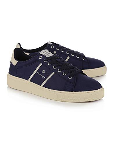 GANT Footwear Herren Denver Sneaker, Blau (Marine G69), 42 EU