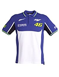 Valentino Rossi VR46 M1 Yamaha Racing Team Moto GP chemise polo officiel 2016