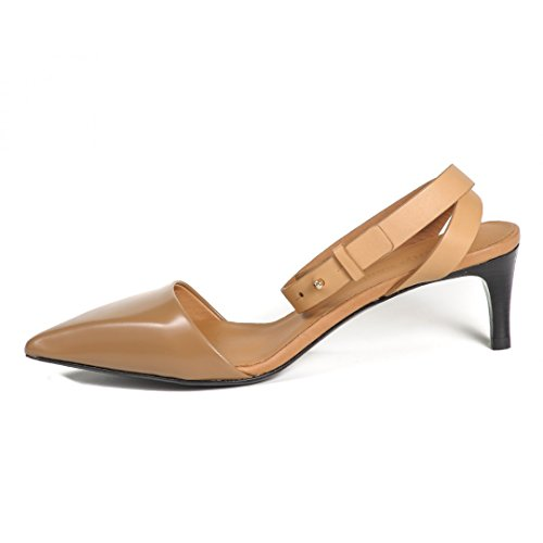 See by Chloè scarpe con tacco Bariano Beige Misura 40