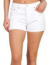 4af9ab30ca Levi s 501 High Rise Short Pantalones Cortos para Mujer