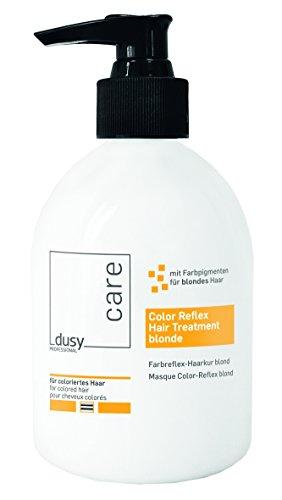 dusy professional Color Reflex Kur blond 250 ml Pflegende Haarkur mit Farbpigmenten