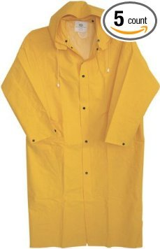Ace-Trading-Boss-Rainwear-RAINCOAT-PVC-YELLOW-LG-Pkg-of-5