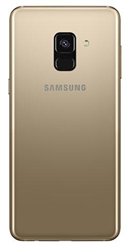 Samsung Galaxy A8 (2018) SM-A530F 4G Gold - smartphones (14.2 cm (5.6