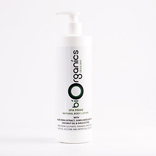 Preisvergleich Produktbild Biorganics Natur Bodylotion - 500 g