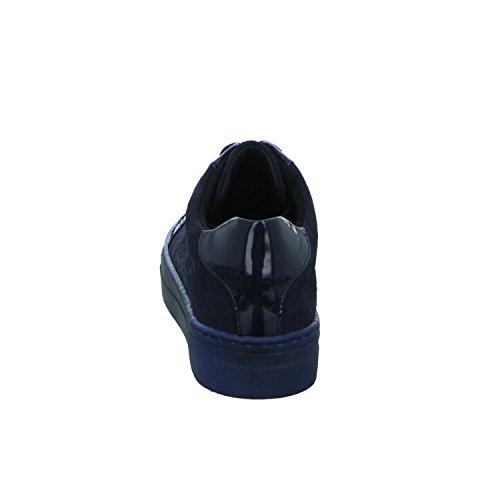 BOXX 9851 Damen Schnürhalbschuh Casual Blau (Blau)