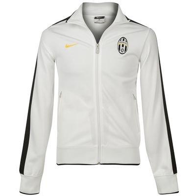 football de n98 t jacket Noir shirt juventus NIKE Blanc Blanc authentic 1tEqww