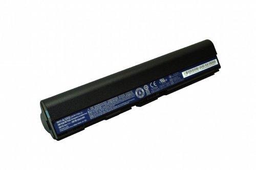 Acer KT.00603.005 Lithium-ION (Li-ION) 5000mAh 11.1V Batterie Rechargeable - Batteries Rechargeables (5000 mAh, Lithium-ION (Li-ION), 11,1 V, Noir, 1 Pièce(s))