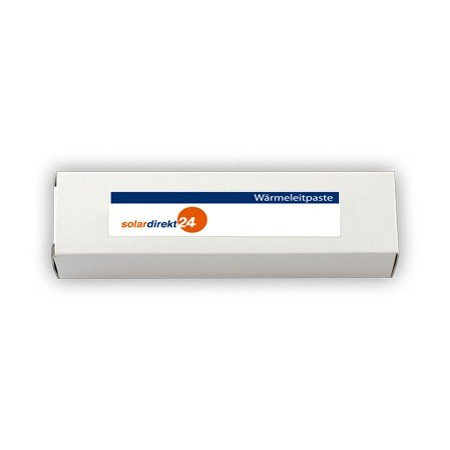 Wärmeleitpaste Kühlpaste Thermische Paste Silikonpaste - 60g Tube - 5 Stück -