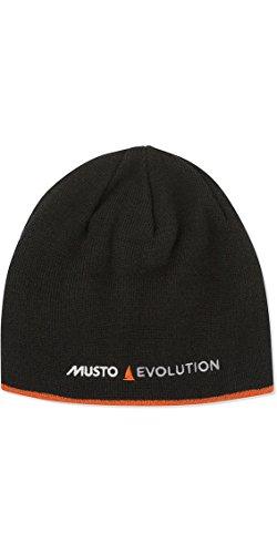 Musto Essential Beanie Hat Black - Unisex