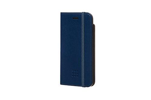 Moleskine Custodia a Libro Classic per Iphone 6/6S/7/8, Blu Zaffiro